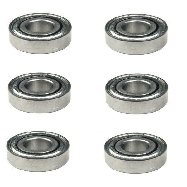 6 Deck Spindle Bearings for John Deere 110 112 120 140 210 212 214 216 300 314
