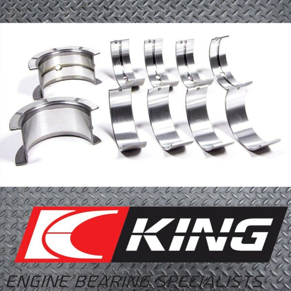 King (CR 618AM +010) Conrod Bearings suits FPV (Ford Performance Vehicles) 4.0 L