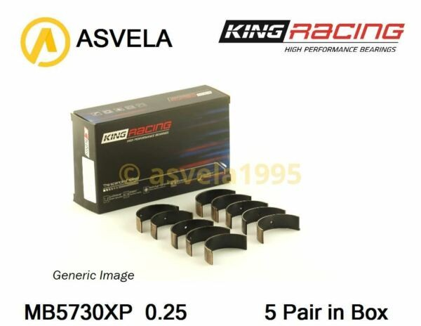 Main Shell Bearings +0.25mm for LANCIA,PRISMA,DELTA I,THEMA,THEMA SW,DEDRA