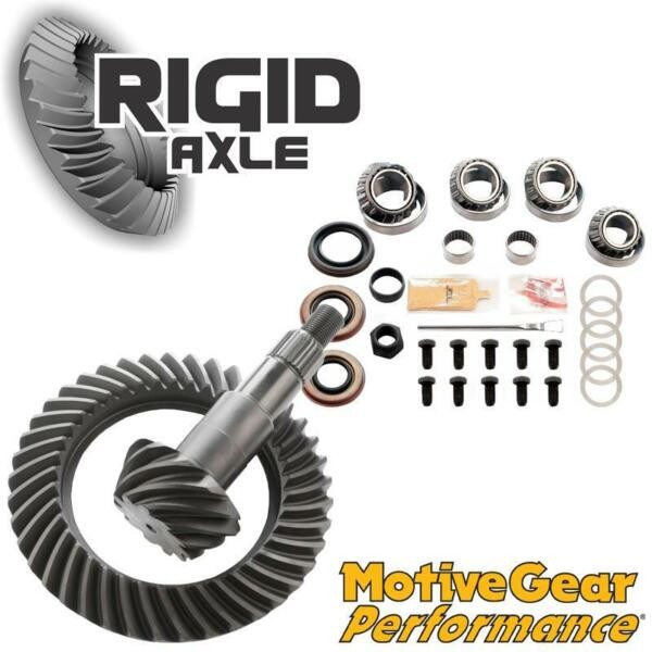 3.42 Motive Performance Ring Pinion Gear Set Bearing Kit GM Early 8.25