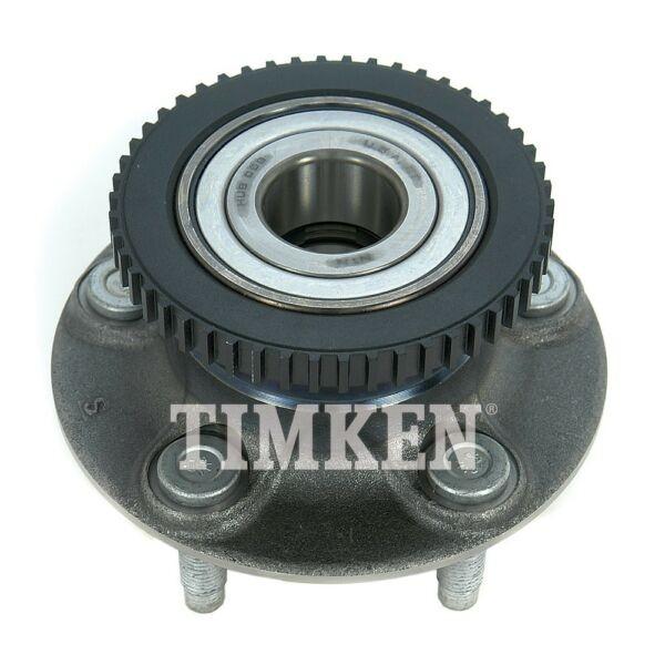 Wheel Bearing and Hub Assembly-Axle Bearing and Hub Assembly Rear Timken 512105