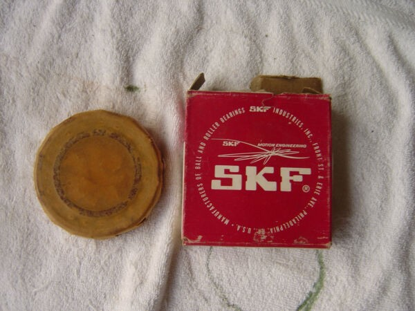 NIB SKF Ball Bearing     1211 KJ