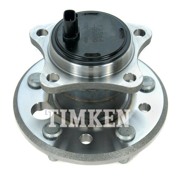 Wheel Bearing and Hub Assembly-Axle Bearing and Hub Assembly Rear Right Timken
