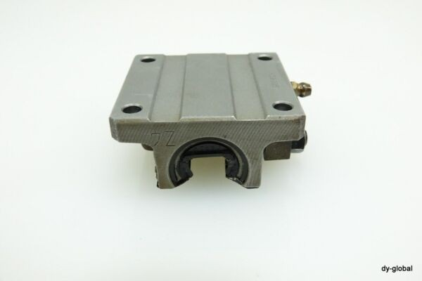 THK Used NSR20TBC Linear Bearing Guide Block for replacement BRG-I-651=1C13