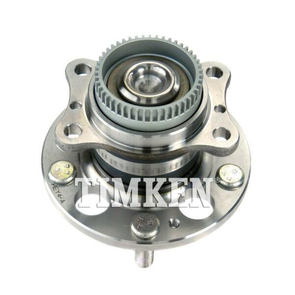 Wheel Bearing and Hub Assembly Rear Timken HA590455