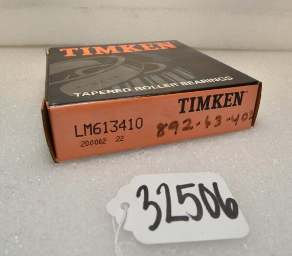 Timken LM613410 Tapered Roller Cup (Inv.32506)