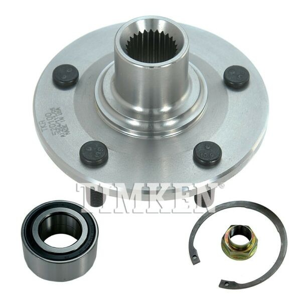 Wheel Bearing and Hub Assembly-Axle Bearing and Hub Assembly Front Timken 520100