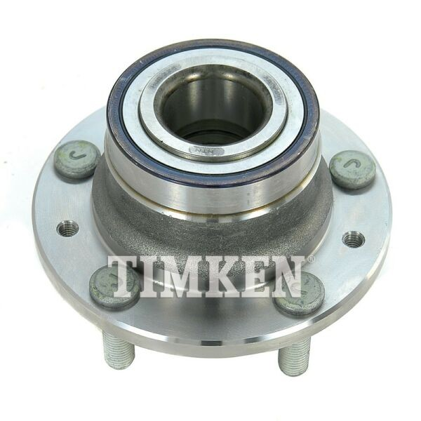 Wheel Bearing and Hub Assembly-Axle Bearing and Hub Assembly Rear Timken