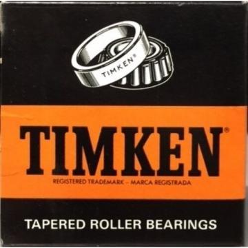 TIMKEN 5553 TAPERED ROLLER BEARING, SINGLE CONE, STANDARD TOLERANCE, STRAIGHT...