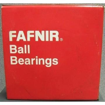 FAFNIR 7204WSU ANGULAR CONTACT BALL BEARING