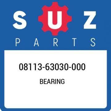 08113-63030-000 Suzuki Bearing 0811363030000, New Genuine OEM Part