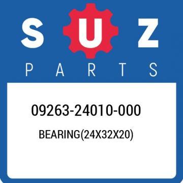 09263-24010-000 Suzuki Bearing(24x32x20) 0926324010000, New Genuine OEM Part