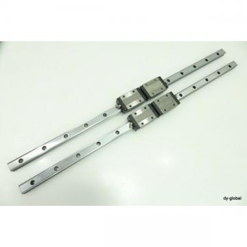 SR25W2UU+784mm THK Used Linear Guide Bearing LM NSK 2Rail 4Block CNC Route
