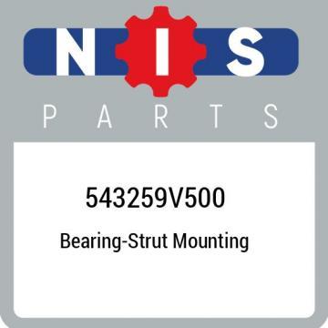 543259V500 Nissan Bearing-strut mounting 543259V500, New Genuine OEM Part