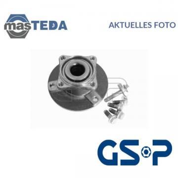 GSP Rear Wheel Bearing Kit Wheel Bearing Kit 9333076K P NEW OE QUALITY