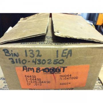 (1) Timken 64450 644700D 90044 X2S-64450 BEARING