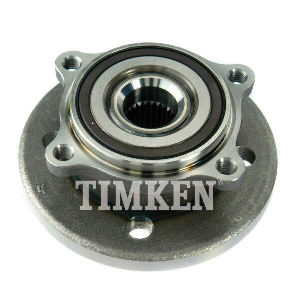 Wheel Bearing and Hub Assembly Front Timken 513309 fits 06-15 Mini Cooper #1 image