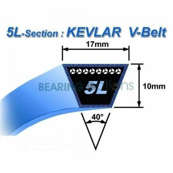 Replacement John Deere M82258 Primary Variator Belt 110, 210, 212, 214, 216 #1 image